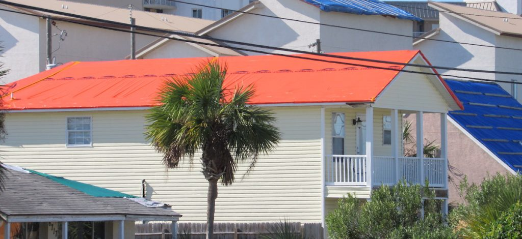 Tips for Shifting Your Focus to Recession-Proof Roofing Work - Hurricane Michael, Panama City