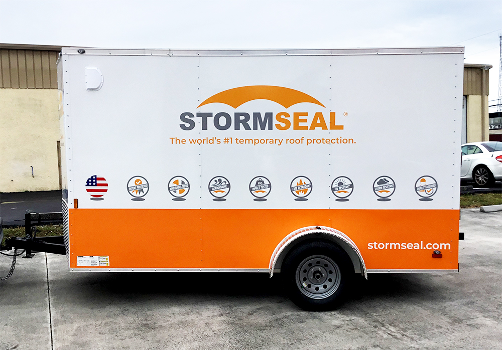 Mobile Training for Stormseal Installers